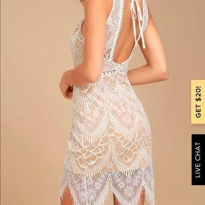 Serious Love Bodycon Lulus Dress